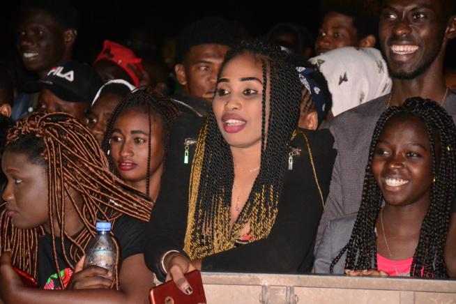 TEKNO en live au Monument de la renaissance: Les premières parties, FATA, OUZIN KEITA, MABO