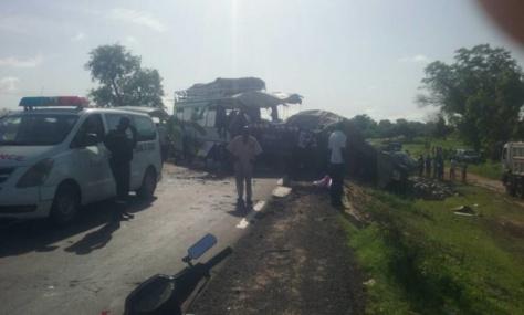 Tattaguine : Une collision entre deux bus fait 4 morts et une cinquantaine de blessés