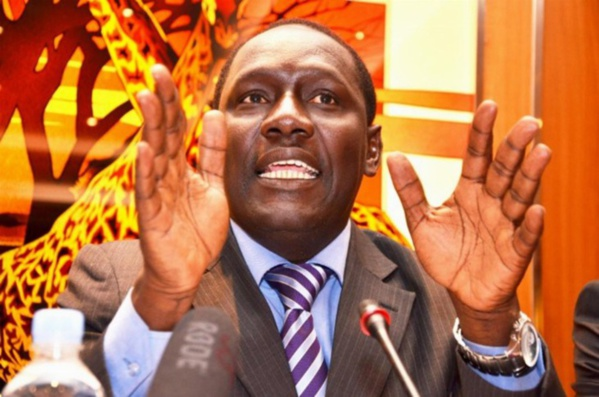 L'ancien ministre Dr. Lamine Bâ rejoint Idrissa Seck