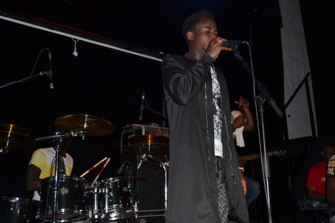 LIVE BIIR METZ: Sidy Diop en tournée européenne casse la baraque. VIDEO  ET IMAGES.