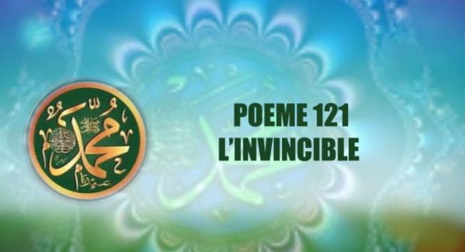 VIDÉO:POÈME SUR LE PROPHÈTE PSL: 121- L'INVINCIBLE