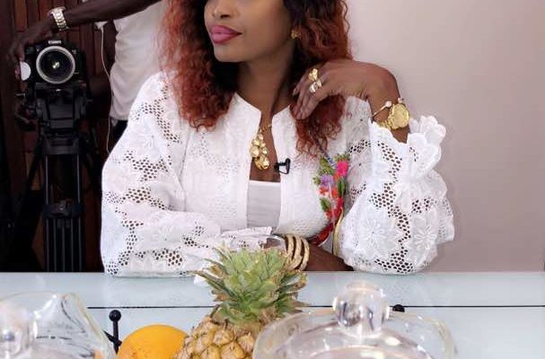 Admirez le Sagnsé de Mbathio Ndiaye, Elle étale sa classe en tournage de …