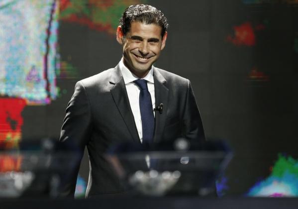 Mondial 2018: Fernando Hierro, nouveau sélectionneur de l'Espagne