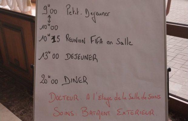 Arrêt sur image : KALUGA (RUSSIE) – Le programme du jour des Lions du Sénégal