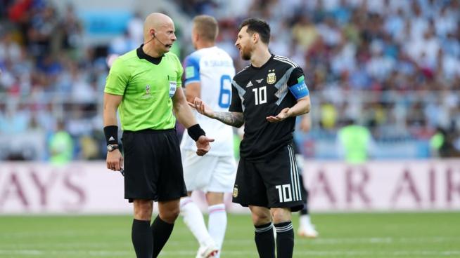 Argentine / Islande 1-1, les images du match