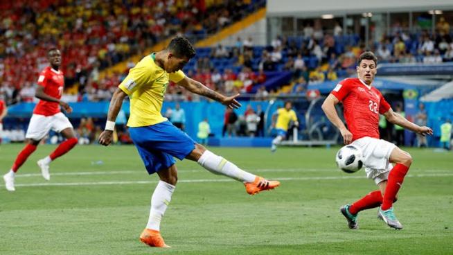Mondial 2018- La Suisse tient en échec le Brésil