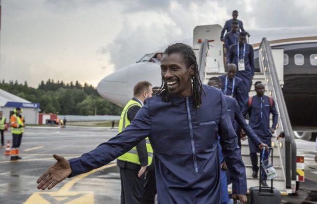 Aliou Cissé sur la défaite des autres équipes africaines « Pas de plan anti-Lewandowski! »