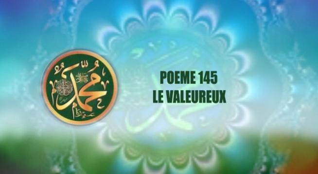 VIDÉO:POÈME SUR LE PROPHÈTE PSL : 145 – LE VALEUREUX
