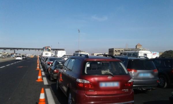 Autoroute à péage : Abdou Guitté Seck bloque la circulation… pour 800 francs