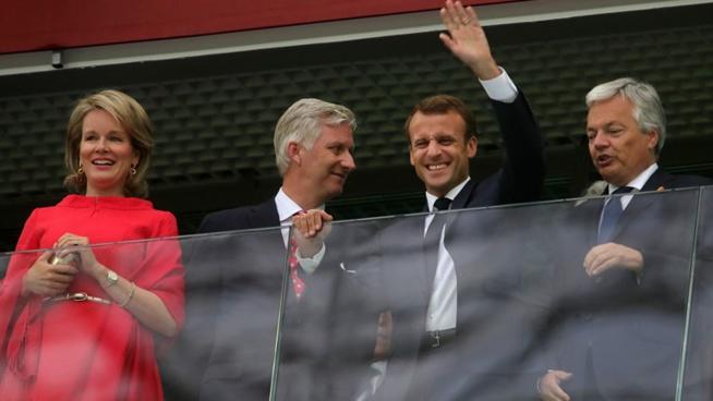 Suivez la demi-finale France Belgique en direct sur vipeoples.net