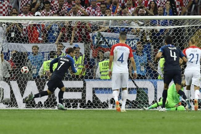 CROATIE - A l'issue d'un match complètement fou et très crispant, l'équipe de France a finalement battu la Croatie en finale de cette Coupp du monde 2018, sur le score de 4-2.