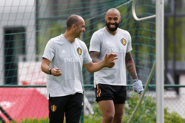 Thierry Henry d'accord avec Aston Villa ?