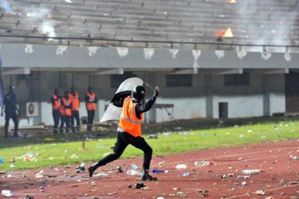 CAN 2019 : A trois mois de Sénégal vs Soudan, le stade Senghor sans pelouse, ni eau