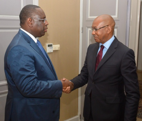 Présidentielle 2019 : Hadjibou Soumaré et ses fantômes, l'Entente Pds-Apr pour réélire Macky Sall (Par Pathé MBODJE)