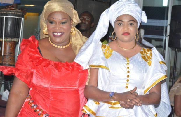 L'animatrice Alima Dionne et Ngone Ndiaye Gueweul s'affichent côte à côte. Sont- elles devenues des…