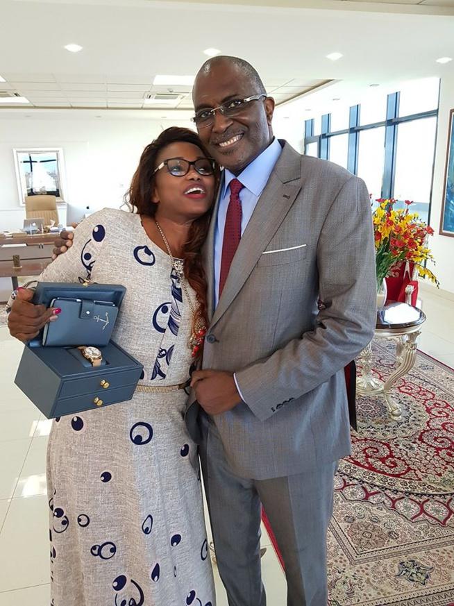 Le Milliardaire Babacar Ngom, en toute complicité avec son épouse et ses filles