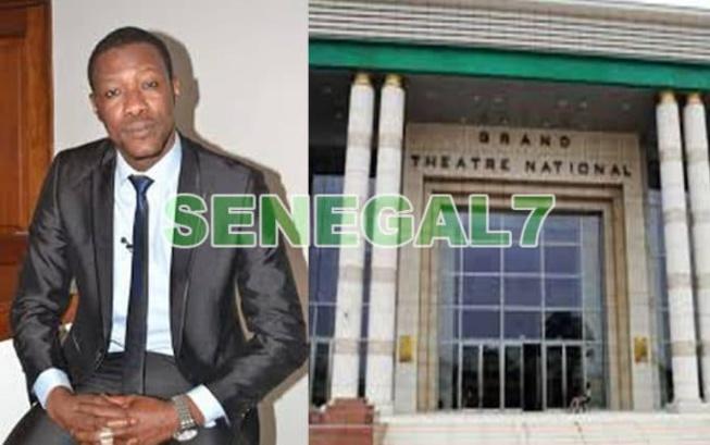 Tange Tandian Directeur exécutif de l'OMARTS: « Avec 500 mille francs, chaque artiste pouvait jouer au Grand Théâtre »