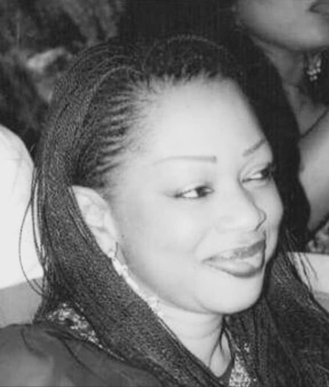 Awa Thiam , une femme passionnée dans le monde des affaires.