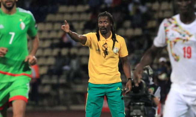"""1er galop des """"Lions"""": « On a des qualités pour battre le Soudan… », dixit Aliou Cissé"""