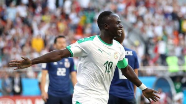 Le Sénégalais Sadio Mané touché au pouce gauche