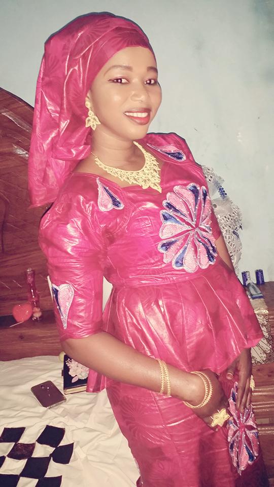 AVIS DE DISPARITION: La dame sur la photo au nom de Fatou Siby disparue depuis 3 jours. Merci de contacter  Oumar Siby ou Haby Sy  au 77 742 88 88.