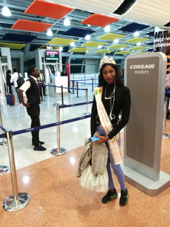 En images Yacine Dieng Thiam Miss Sénégal 2017 en vacance à Paris