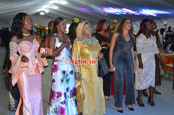 Les images de la soirée de Gala de l'Habitat avec Youssou Ndo