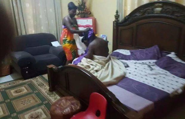 Thiaroye: Une Femme Mariée déshabille Un jeune de 13 ans , lui enfile le préservatif et couche avec lui
