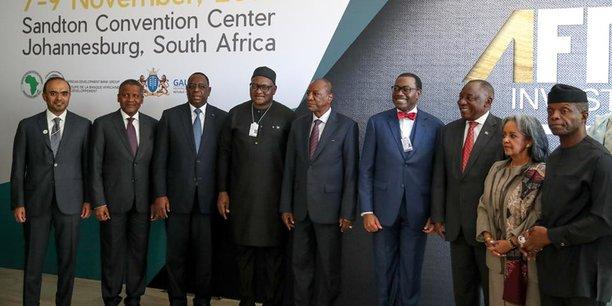 Africa Investment Forum : à Johannesburg, la BAD inaugure son «marché des investissements»