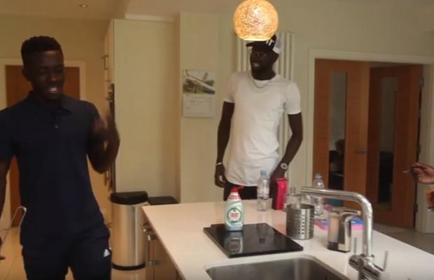 Le barbecue de Idrissa Gana Gueye: Découvrez les invités!