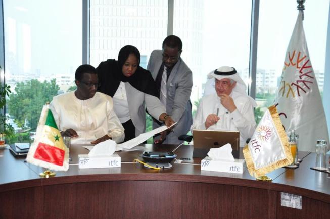 Sur la route du Groupe Consultatif l'Etat mobilise près de 36 milliards en Arabie Saoudite pour le financement de l'Agriculture au Sénégal
