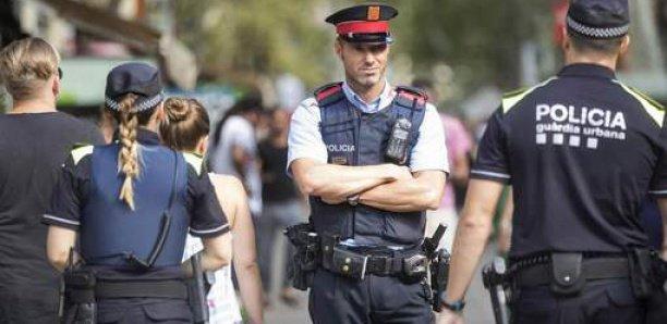 Barcelone en alerte pour un risque d'attentat à Noël