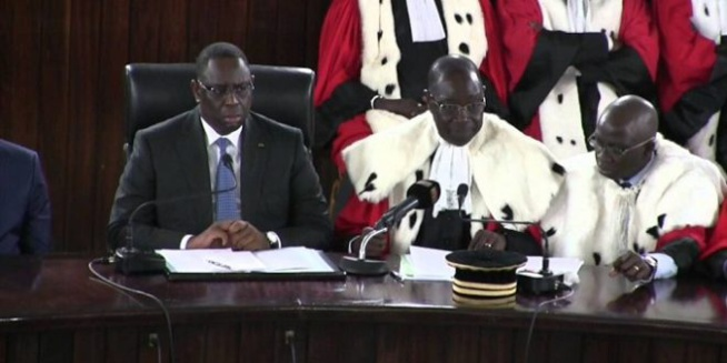 "Mamadou Badio Camara: ""Les magistrats sauront résister contre toute intimidation"""