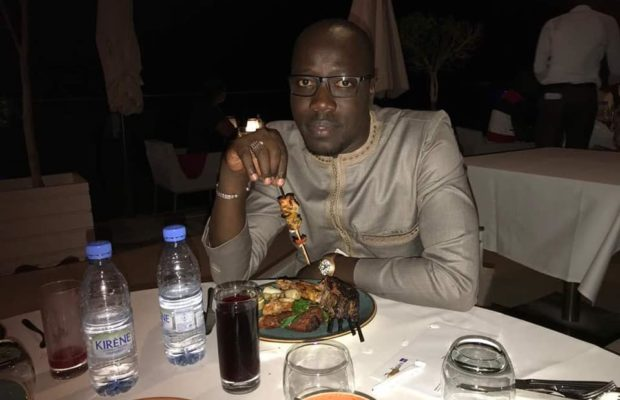 Mamadou Mouhamed Ndiaye tacle Niang Xaragne Lo …, Aba no stress s'énerve