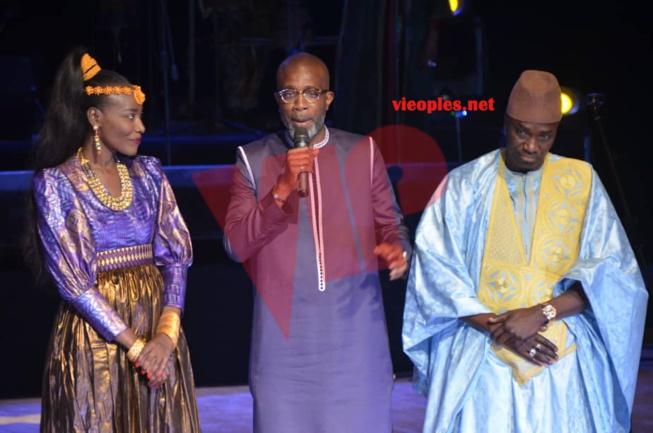 """Les 166  IMAGES de la présentation de l'album """"TERROU WARR"""",la Diva Coumba Gawlo remet le grand theatre à sa place: La culture Sénégalais au premiere rang"""