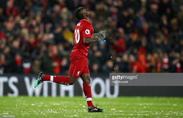 Vidéo: Sadio Mané ouvre le score, Liverpool 1-0 Leicester