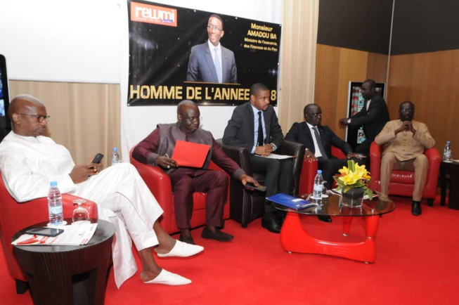 Les 100 images de la 10 ème cérémonie d'anniversaire du groupe de presse REWMI de Mbagnick Diop du MEDS.