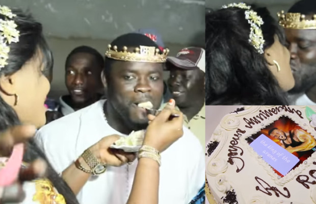 Comment Khoudia a célébré l'anniversaire de son mari Eumeu Sene … Tout ce que vous n'avez pas vu