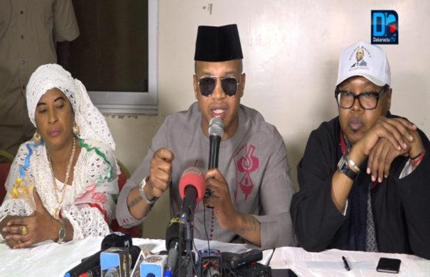 Saint-Louis : El Hadj Ousseynou Diouf s'est officiellement lancé dans la scène politique