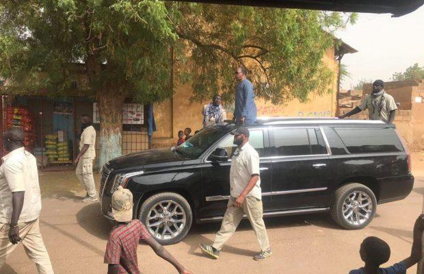 Coup dur Me Madické Niang: Un accident du véhicule de Coumba Ndoffène coûte la vie à son chauffeur