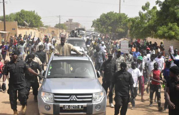 Darou Marnane : 7 conseillers de l'Apr rejoignent Sonko