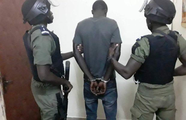 Cambriolage et meurtre : Le lutteur B. N risque 20 ans de travaux forcés