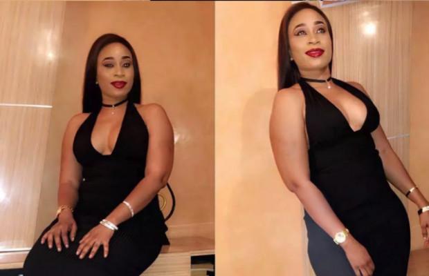 Fière de sa prise de poids, Aida Samb utilise ses formes pour éblouir