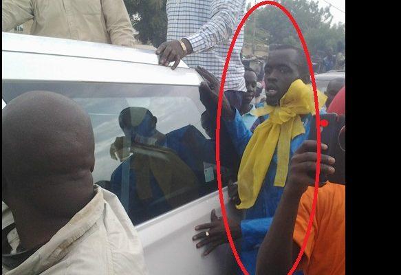 le fils de Cissé Lo roule pour Wade (Photos)