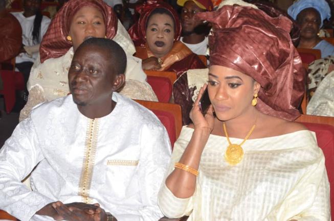Démonstration de force de Maryata Basse dérriére Amadou Ba pour un second mandat Macky Sall.