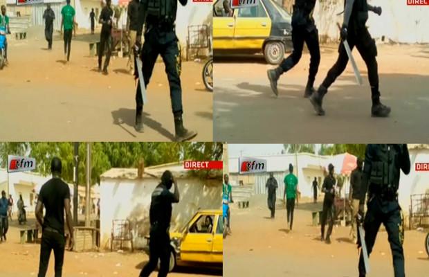 Vidéo Tamba : Le film de la violence entre le PUR et Benno ayant causé la mort de Ibou Diop