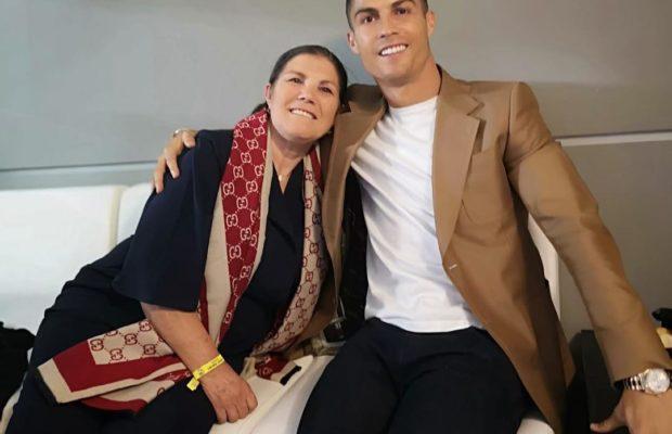 La mère de Cristiano Ronaldo atteinte d'un cancer : « Je me bats pour ma vie »