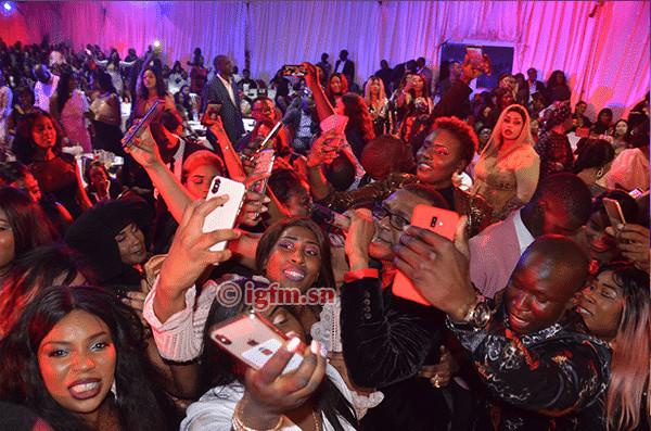Les images de la soirée Saint-valentin avec Youssou Ndour … Tout ce que vous n'avez pas vu en Images