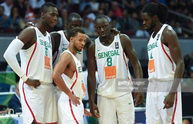 Le Sénégal décroche sa qualification au prochain mondial de basket