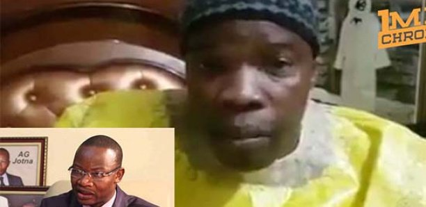 « Polémique Ila Touba »: Mame Mor Mbaye crache sa colère sur Moussa Diop